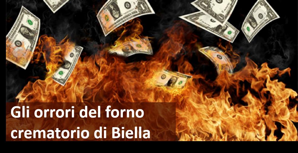Gli orrori del forno crematorio di Biella